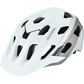 Alpina Anzana L.E. Casque, white-grey